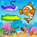 Puzzle for Toddlers Sea Fishes 1.0.7