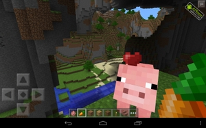 minecraft apk here 0.15 0
