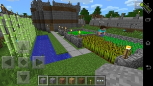 Minecraft Pocket Edition Apk Paid Herunterladen ApkHerecom - Minecraft kostenlos online spielen vollversion deutsch ohne download