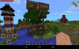 Minecraft Pocket Edition Apk Paid Herunterladen ApkHerecom - Minecraft alte version spielen