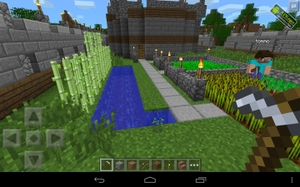 Minecraft Pocket Edition Apk Paid Herunterladen ApkHerecom - Minecraft wlan spielen