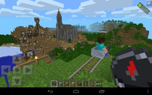 minecraft pe 1.2 apk here