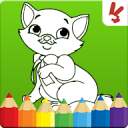 Coloring games for kids animal 1.4.6