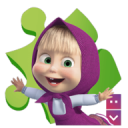 Masha and The Bear Puzzle Game 2.1