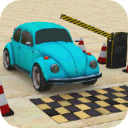 Classic Car Parking Real Driving Test 1.3