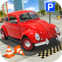 Classic Car Parking Real Driving Test 1.6