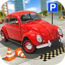 Classic Car Parking Real Driving Test 1.7.5