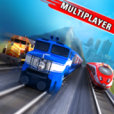 Train Racing Games 3D 2 Player 7.3