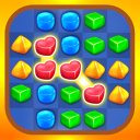 Gummy Paradise - Free Match 3 Puzzle Game 1.4.4