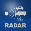 Radarbot Free: Speed Camera Detector & Speedometer 6.66