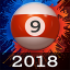 9 Ball Pro 2018 - Free Pool 9 Billard Online Game 78.13