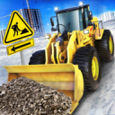 Construction Site Truck Driver 1.1