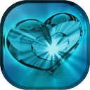 Glow Heart Live Wallpaper 23.1