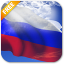 3D Russia Flag Live Wallpaper 3.1.4