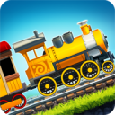 Fun Kids Train Racing Games 3.35