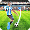 Real Football Player: Soccer Strike League Game 1.2
