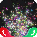 Colorful Papers Caller Screen 1.1.8