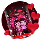 Love Keyboard Theme 1.307.1.121