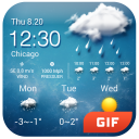 Free Weather Widget Android 10.0.4.2041