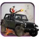 Military Tactical Car Shooting – Army Game 1.3