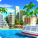 Tropic Paradise Sim: Town Building City Island Bay 1.3.3