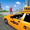 City Taxi Driver sim 2016: Cab simulator Game-s 1.34