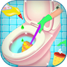 Bathroom Clean Up & Makeover 2.6