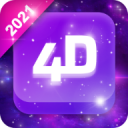 4D Live Wallpapers - Backgrounds 4D / HD 3.0.0.2