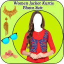Women Jacket Kurtis Photo Suit 1.7