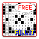 Fill in crosswords Puzzles 3.4.5