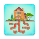 Pipes Game - Free Puzzle for adults & kids 1.34