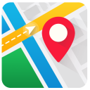 Real-time GPS, Maps, Routes, Direction and Traffic 2.2