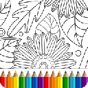 Coloring Book for Adults 4.1.4