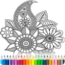 Coloring Book for Adults 6.0.0