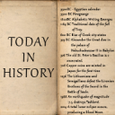 Today in History 2.30