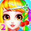 Magical Hair Salon: Girl Makeover & Dress up 1.25