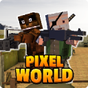 Pixel Z Hunter2 3D - World Battle Survival TPS 34.1