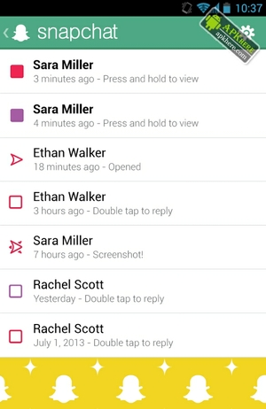 SNAPCHAT 10.23.7.0 IOS TÉLÉCHARGER