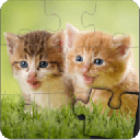 Cats & Dogs Jigsaw Puzzles for kids & toddlers 2019.60