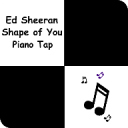 Piano Tap - Shape of You 10