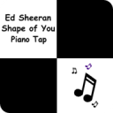 Piano Tap - Shape of You 15
