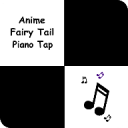 Piano Tap - Anime Fairy Tail 12