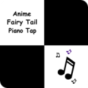 Piano Tap - Anime Fairy Tail 15