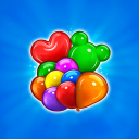 Balloon Paradise - Free Match 3 Puzzle Game 3.8.9