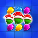 Balloon Paradise - Free Match 3 Puzzle Game 3.9.5