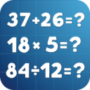 Maths game: solving problems 3.2
