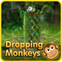 Dropping Monkeys 3D Board Game - Play Together 3.0