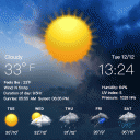 Live weather report&humidity 10.2.7.2270