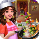 Indian Food Restaurant Kitchen Story Cooking Games 1.3