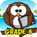 Sixth Grade Learning Games 1.9